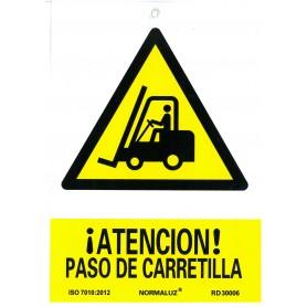 Paso de Carretilla