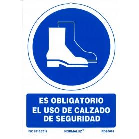 Uso de Calzado de Seguridad