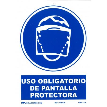 Uso de Pantalla Protectora