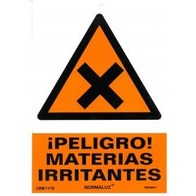 Materias Irritantes