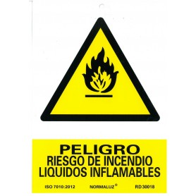 Riesgo de Incendios Líquidos Inflamables
