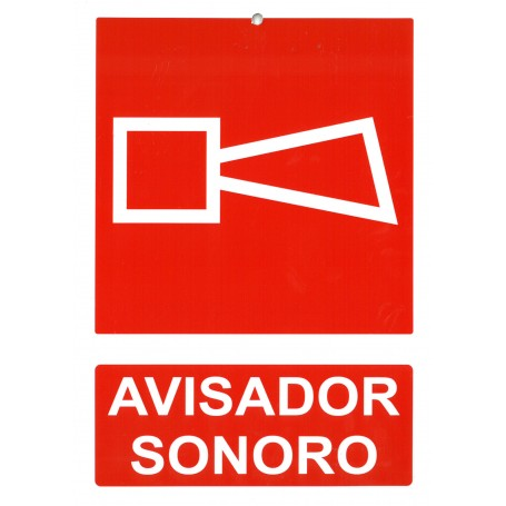 Avisador Sonoro