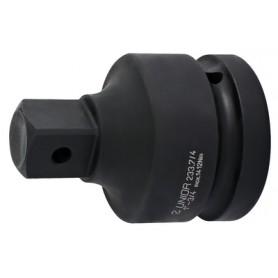 """Adaptador vaso de impacto Unior  1"""" - 3/4"""" ref.233"""