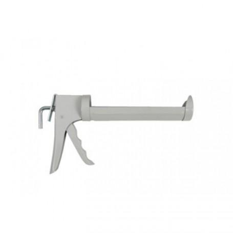 Pistola silicona de empuje por cremallera dentada PF-11