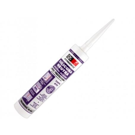 SILICONA NEUTRA QS TECNOSIL N-80 (300ml)