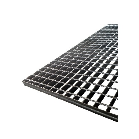 Rejilla Tramex Galv. plancha 2.000x1.000 mm (malla 30x30x30x3)